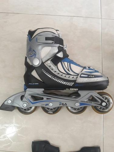 Patines lineales marca filla