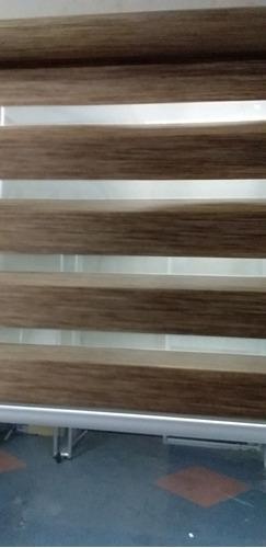 Persiana enrollable magic ligth nueva de 1.16 x 1.80 mt
