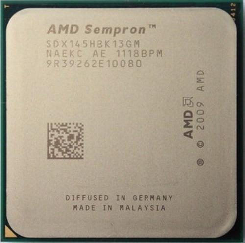 Procesador amd sempron 145, 2.8 ghz am3+
