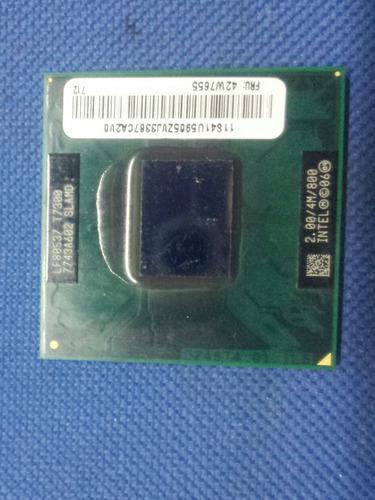 Procesador dual core t7300 para laptop