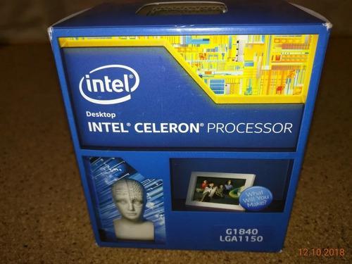 Procesador intel celeron g1840 lga1150 2.8 ghz (35)