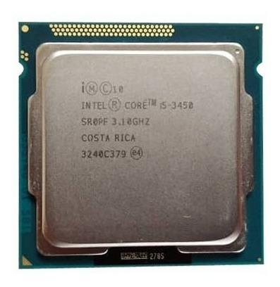 Procesador intel core i5-3450 1155 3.10ghz
