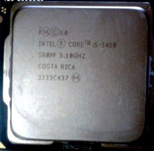Procesador intel® core i5-3450 caché de 6m, hasta 3,50 ghz