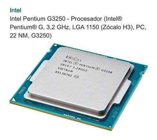 Procesador intel g-3250 lga 1150 4ta generacion
