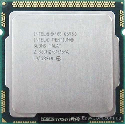Procesador pentium g6950 lga 1156 ddr3 3m cache 2.80ghz