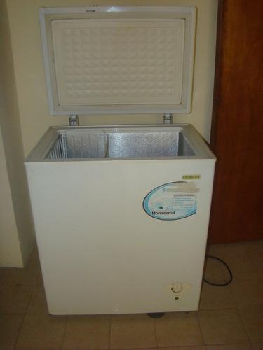 Refrigerador frezzer horizontal 100 litros frigilux