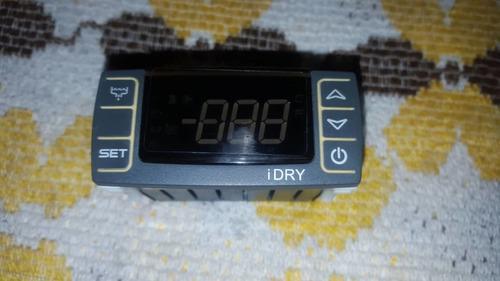 Reloj termómetro tacometro de neveras congeladores