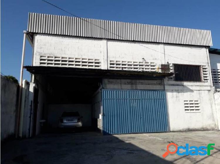 Galpon en venta zona industrial 20-5592 carlina montes