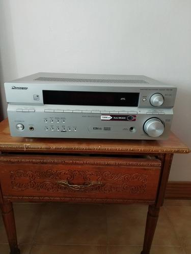 Amplificador receiver pioneer vsx-516 vendo o cambio 140