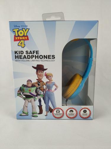 Audífonos para niños con control de volumen