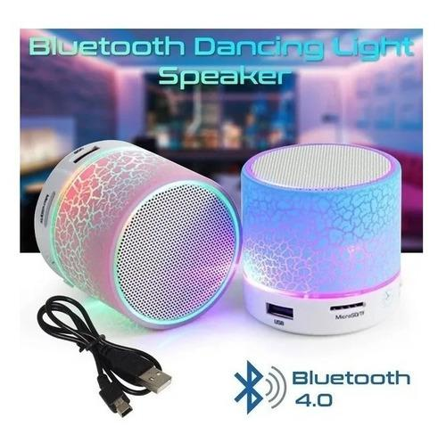 Corneta Portatil Bluetooth, Memoria, Somos Tienda Cod 707