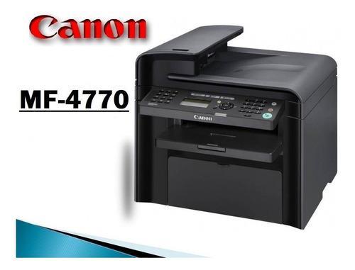 Fotocopiadora canon mf 4770