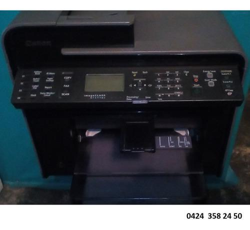 Fotocopiadora canon mf-4770n multifuncional laser (usada)