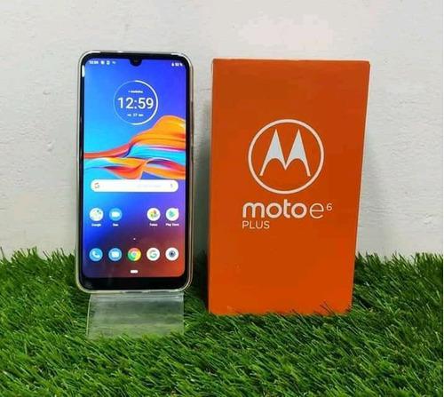 Motorola e6 plus 4gb/64gb (160 verdes)