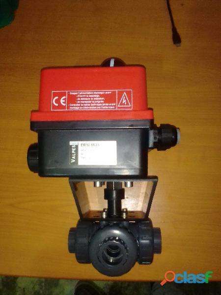Actuador eléctrico valpes