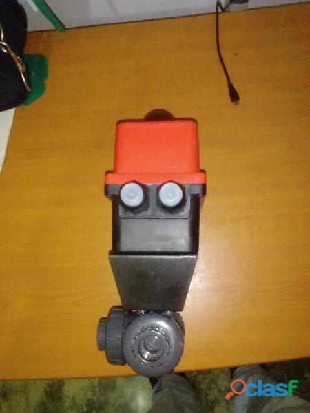 Actuador eléctrico valpes 1