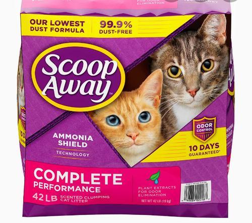 Arena gatos scoop away