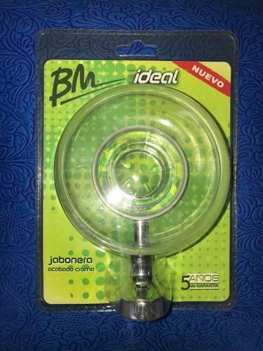 Jabonera bm ideal