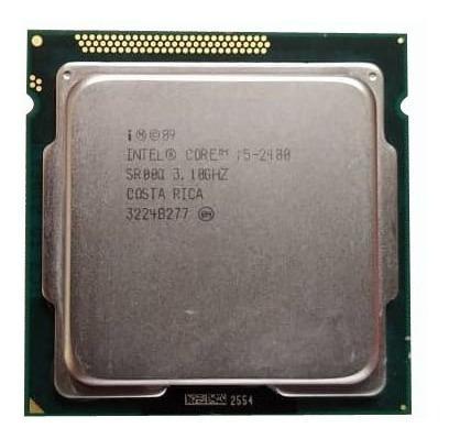 Procesador intel core i5-2400 3.10ghz socket 1155
