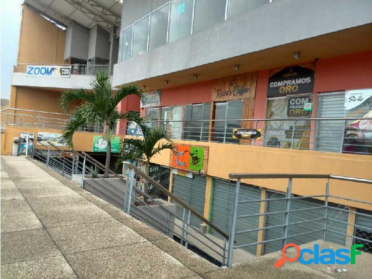 Ancoven master vende mini local comercial en c.c. goajiros center