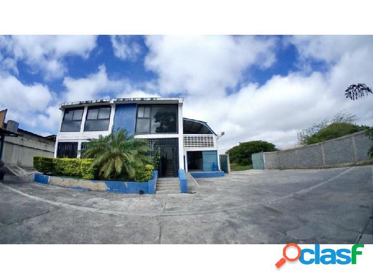Galpon en alquiler barquisimeto zona industrial 20-18424 as
