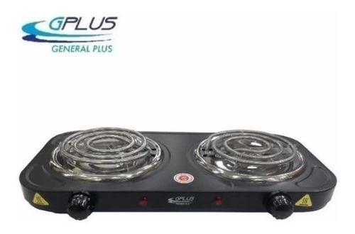 Cocina eléctrica 2 hornilla gplus