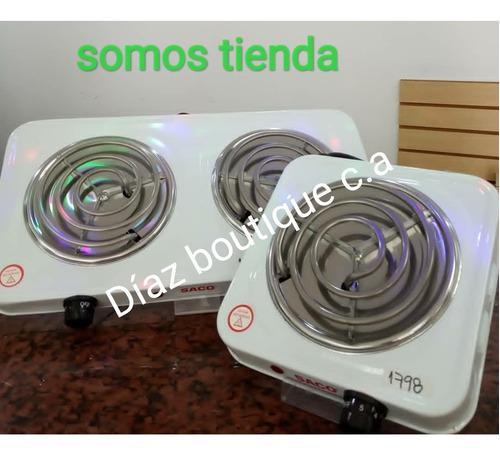 Cocina electrica 2 hornillas de 1000 w precio de mayor!!!