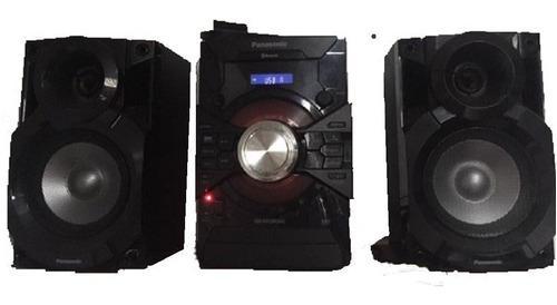 Equipo de sonido panasonic modelo sa akx18