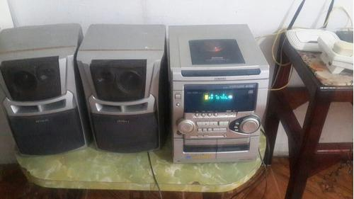 Equipo sonido aiwa