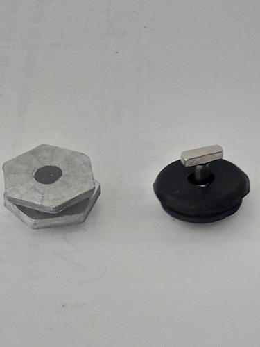 Fusible y válvula para olla de presión ekco