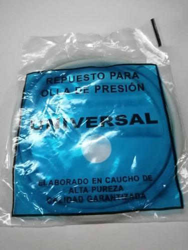 Goma olla presion universal