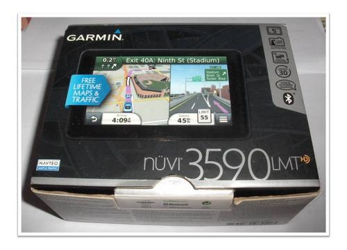 Gps Garmin Nuvi 3590lmt 5in-hd. Incluy Accesorios