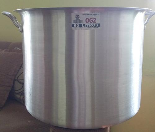 Olla mondonguera de 60 litros