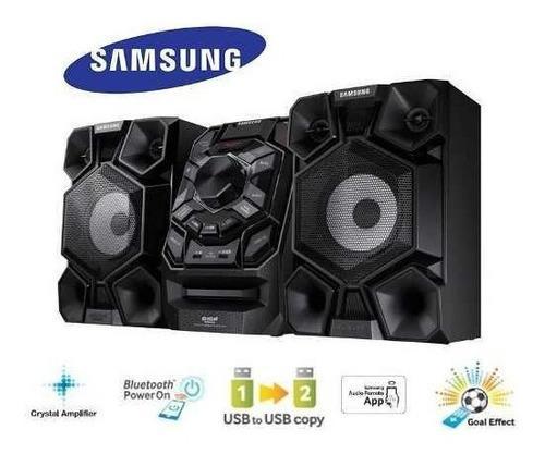 Samsung mx j730 equipo de audio nuevo
