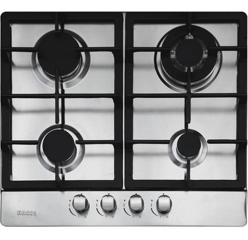 Tope de cocina bacco btcg-60s 60cm a gas