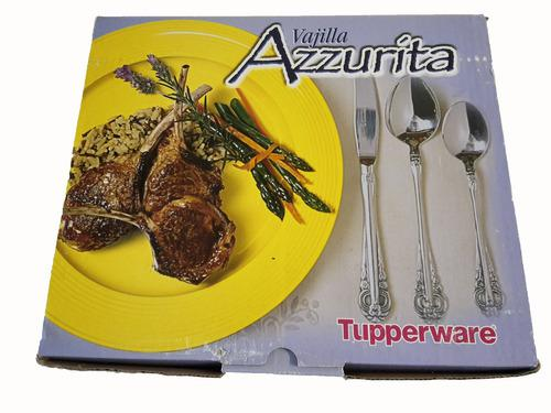 Vajilla tupperware
