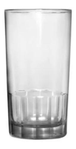 Vasos de vidrio para restaurante y festejo