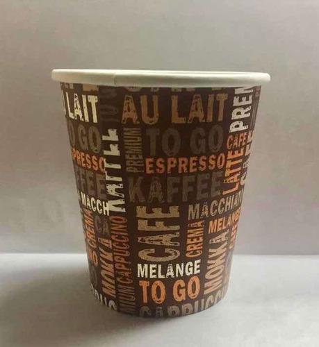 Vasos desechables para café 7 onzas