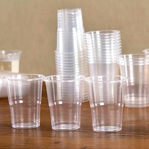 Vasos plásticos desechables caja y docenas todas las