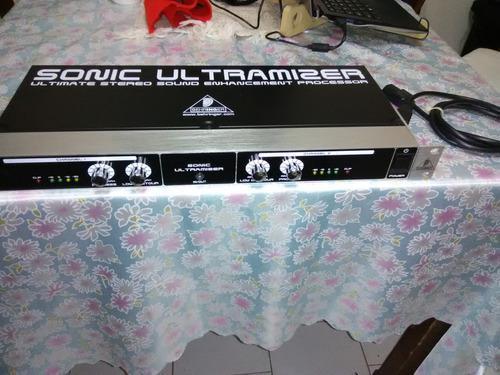 Behringer sonic ultamizer procesador de sonido (80verds }