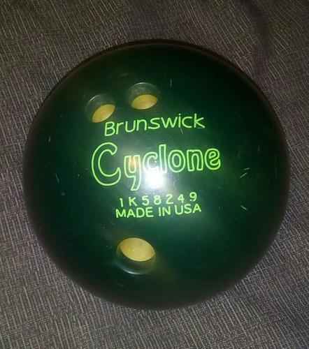 Bola De Bowling Brunswick Cyclone