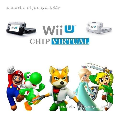 Chip virtual plus wii y wii u +10
