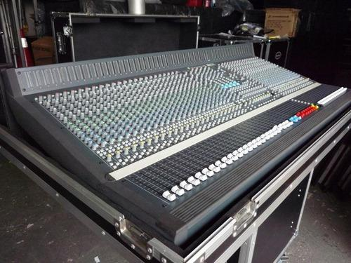 Consola soundcraft serie two 40 canales