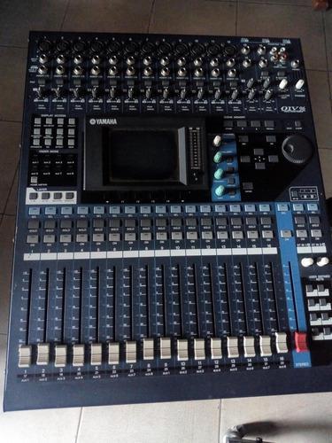 Consola yamaha digital 01v96 16 canales