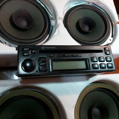 Equipo de sonido terios original poco uso