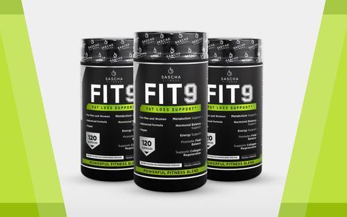 Fit9 sascha fitness fit 9