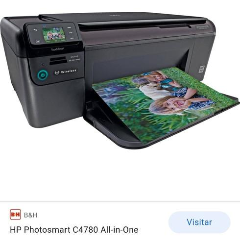 Fotocopiadora scanner print hp c4780photosmart