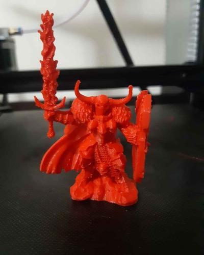 Impresión 3d: miniaturas para juego de rol y estrategia