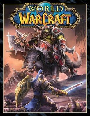 World warcraft cómics y libros digital español