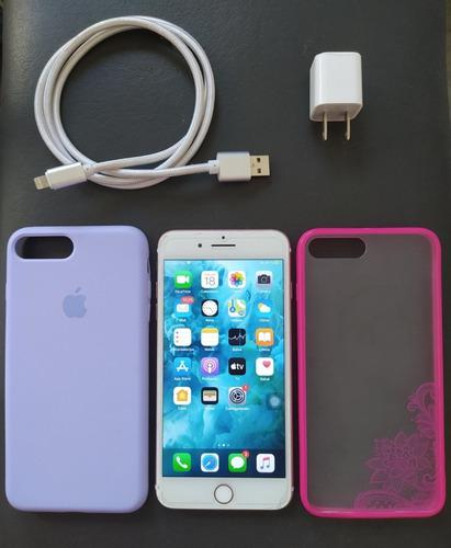 Iphone 7 plus 128gb rose gold (260)